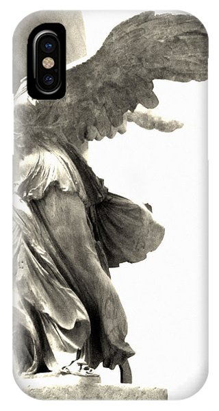 The Winged Victory - Paris Louvre IPhone Case
