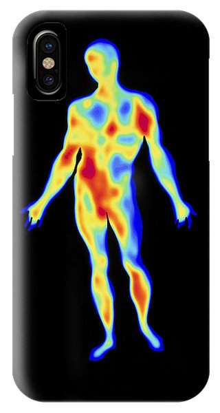 Thermogram Phone Case by Pasieka