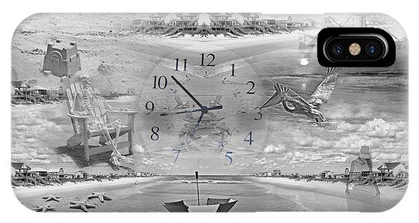 Tidal iPhone Case - Tidal Pools by Betsy Knapp