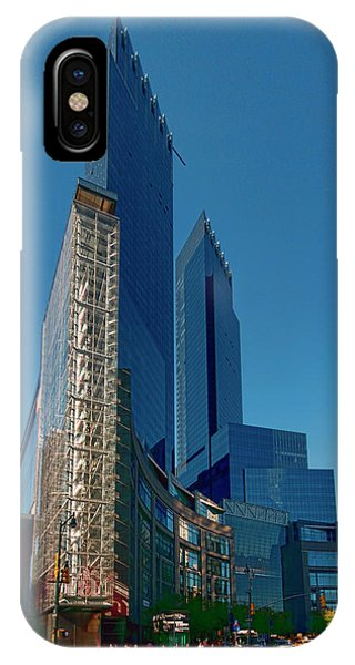 Time Warner Center IPhone Case