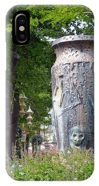 Tivoli Gardens IPhone Case