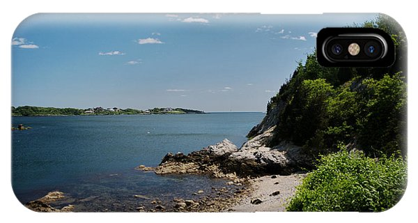 Towards Newport IPhone Case