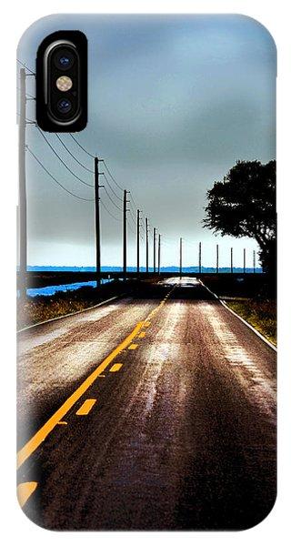 Towards The Coast IPhone Case