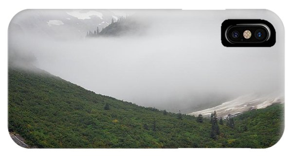 Tracy Arm Inlet IPhone Case