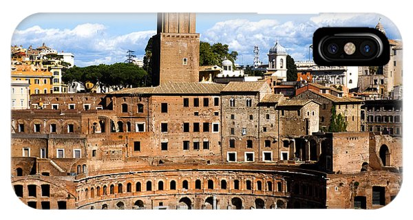 Trajan's Market  IPhone Case