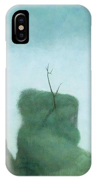 Tree At Iguazu IPhone Case