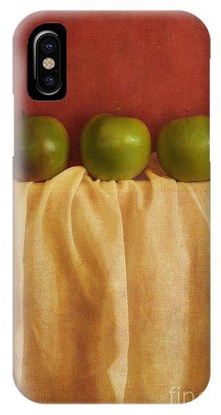 Fall Colors iPhone Case - Trois Pommes by Priska Wettstein