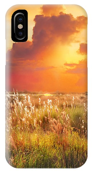 Tropical Savannah IPhone Case