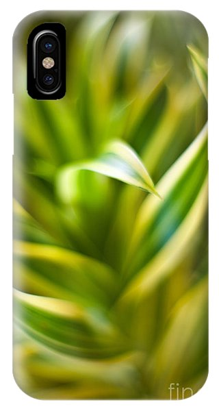 Tropical iPhone Case - Tropical Swirl by Mike Reid