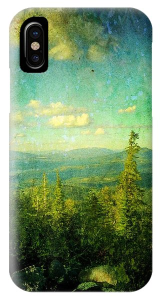 Truckee Trails IPhone Case