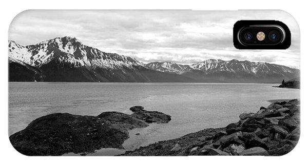 Turnagain Arm Alaska IPhone Case
