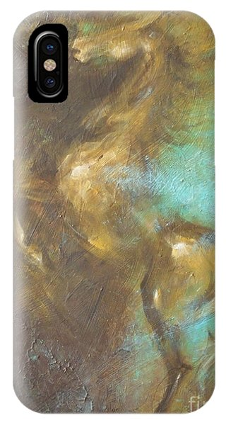 Turquoise Dust 2 IPhone Case