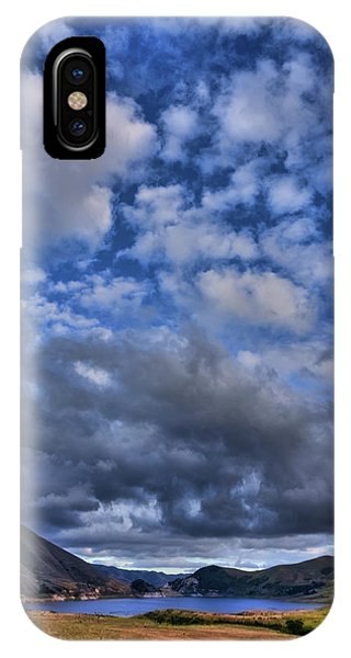 Twitchell Reservoir  IPhone Case