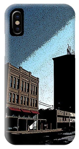 Twohig Street IPhone Case