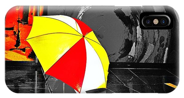 Umbrella 2 IPhone Case