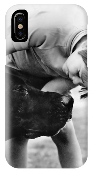 Unconditional Love IPhone Case