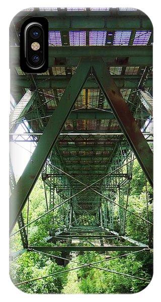 Under The Green Bridge 2 IPhone Case