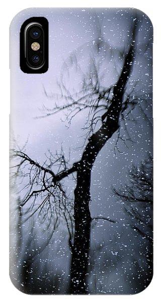 Under The Snow IPhone Case