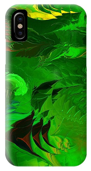 Reef Diving iPhone Case - Undersea Fantasy  by David Lane