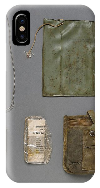 Department Of Defense iPhone Case - Unknown Soldier Identified by Science Source