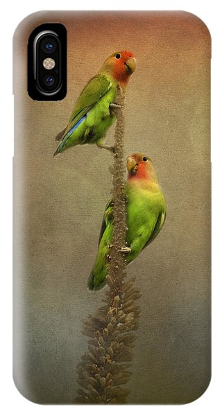 Up And Away We Go IPhone Case
