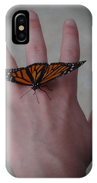 Upon My Hand IPhone Case