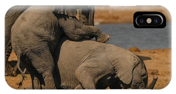 Us Together IPhone Case