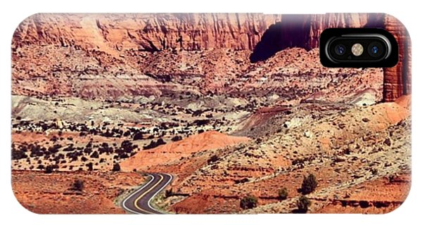 Landscapes iPhone Case - Utah by Luisa Azzolini