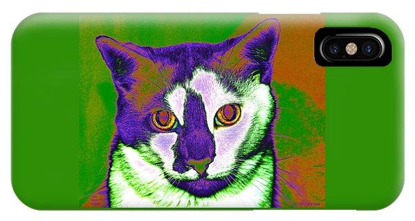 Van Gogh Ghosty IPhone Case