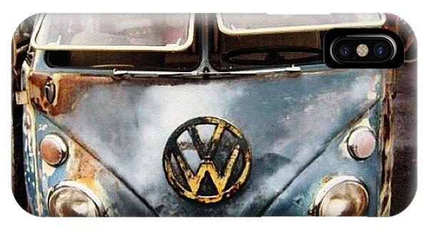 Volkswagen iPhone Case - #vdub #vwbus #vwlove #vw #volkswagen by Jimmy Lindsay