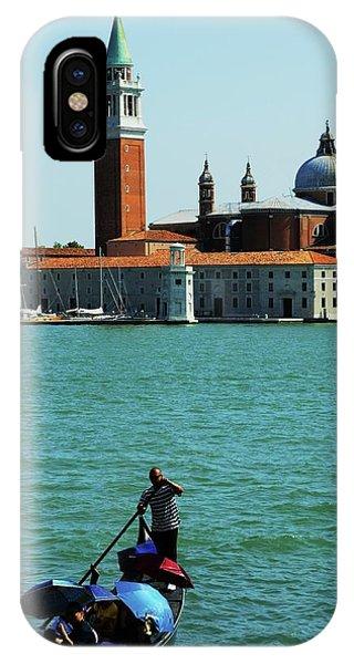 Venice Gandola IPhone Case