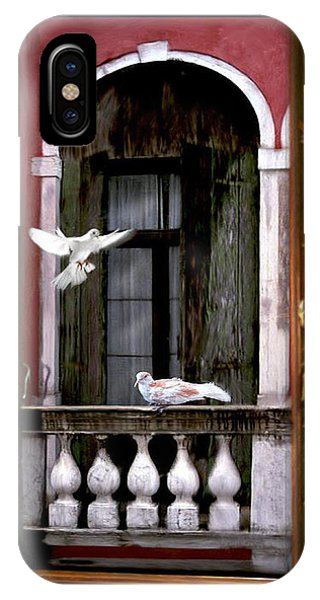 Venice Window IPhone Case