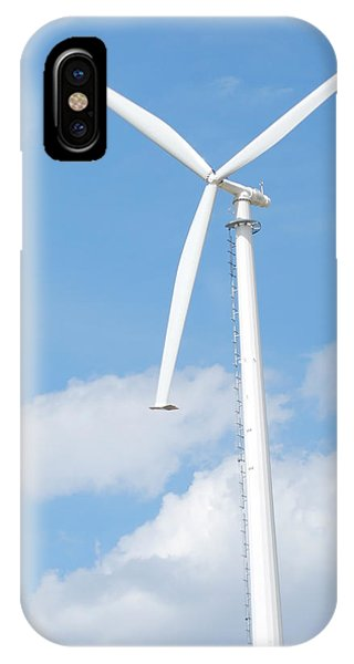 Vertical Windmill Phone Case by Kim French