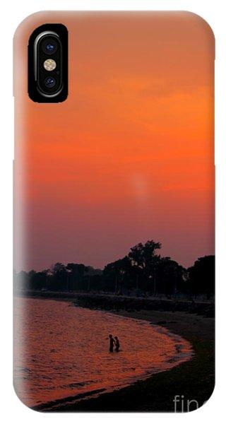 Vibes Beach IPhone Case