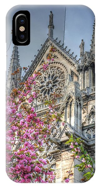 Vibrant Cathedral IPhone Case