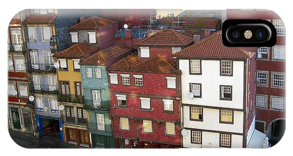 Vibrant Porto IPhone Case