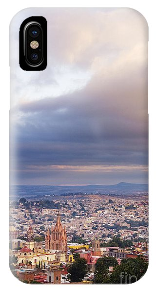 View Of Old World City Phone Case by Jeremy Woodhouse
