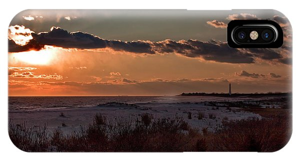 View To The Lighthouse IPhone Case