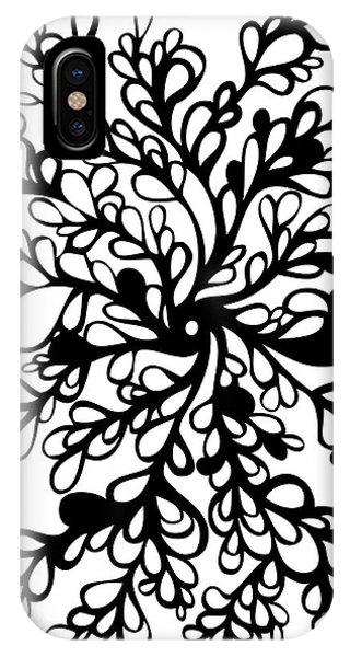 Organic iPhone Case - Vines by HD Connelly