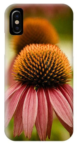 Vintage Flower Phone Case by Jen Morrison