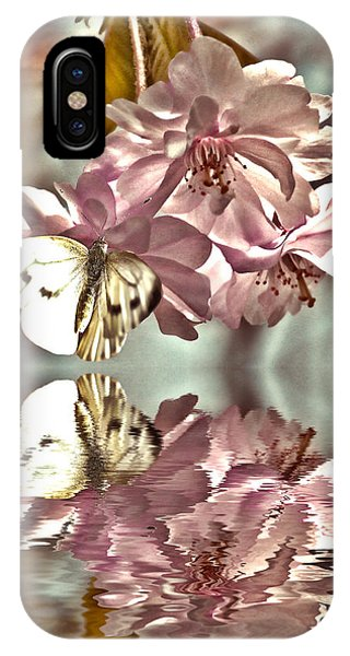 Vintage Reflections Phone Case by Sharon Lisa Clarke