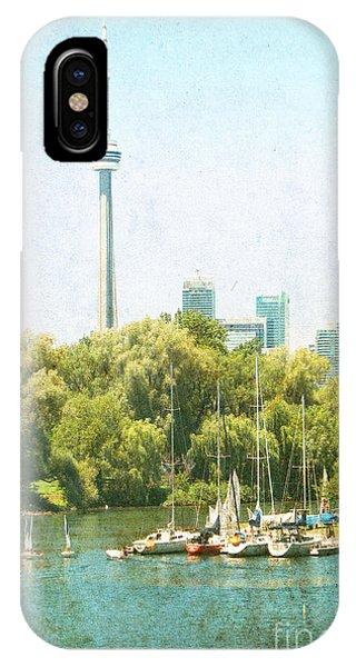 Vintage Toronto IPhone Case