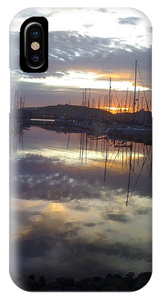 Volcanic Reflections10 IPhone Case