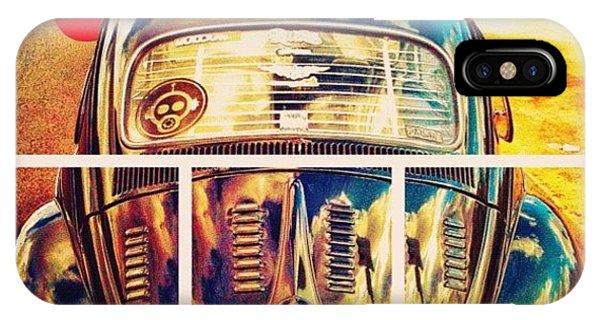Volkswagen iPhone Case - #volkswagen #bug #beetle #ragtop by CactusPete AZ