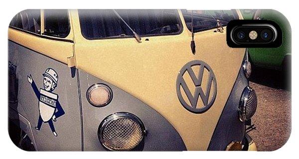 Vw Bus iPhone Case - #vw #splitt #bus by Antony Stafford
