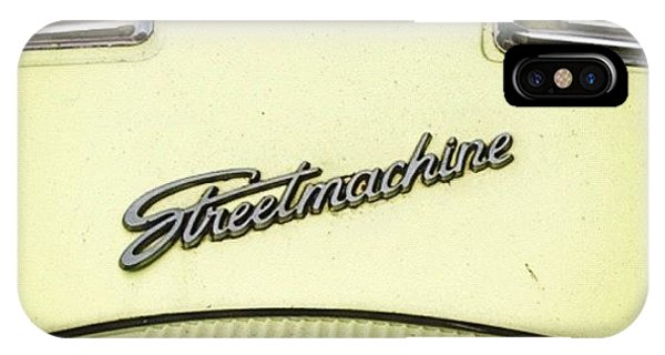 Volkswagen iPhone Case - #vw #volkswagen #streetmachine #cabrio by Andy Kleinmoedig