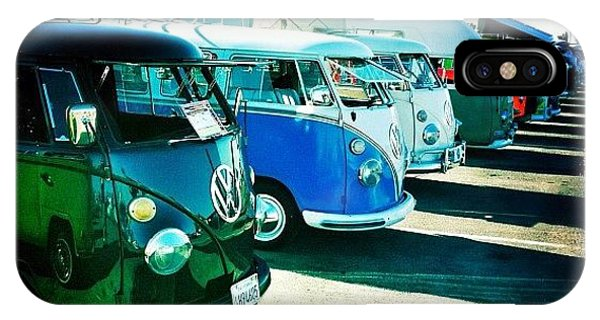 Vw Bus iPhone Case - #vw #volkswagon #bus #buses by Exit Fifty-Seven