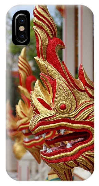 Wat Chalong 3 IPhone Case