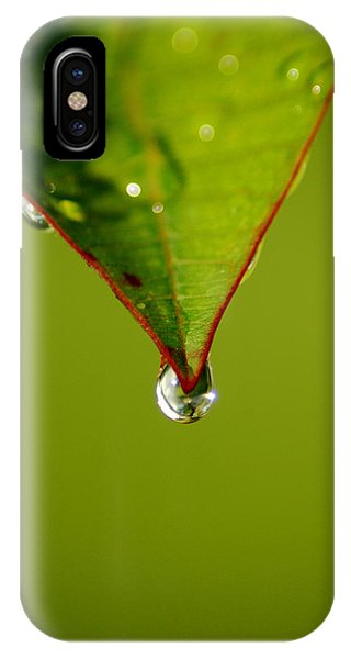 Waterdrop IPhone Case