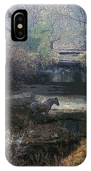 Watering Hole IPhone Case
